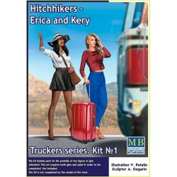 1/24 Hitchhikers-Erica and Kery
