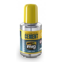 Cola AMMO MiG EXTRA THIN CEMENT (30ml)
