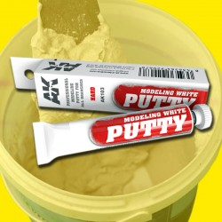 Modeling White Putty (39gr)