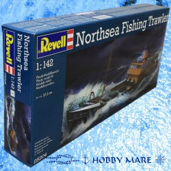 Northsea Fishing Trawler
