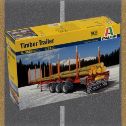 Classic timber Trailer