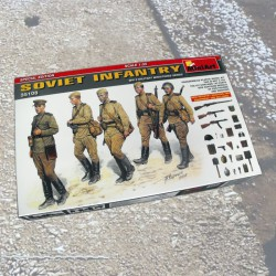 Soviet Infantry (WWII) Special Edition