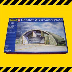 Shelter & Ground Plate LIMITED EDITION