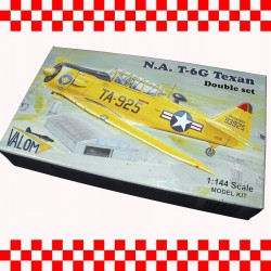 North American T-6G Texan (2 kits)