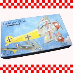 Fokker Dr.I (set of 2 kits)