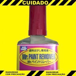 Removedor de tintas Mr. Paint Remover (40 ml)