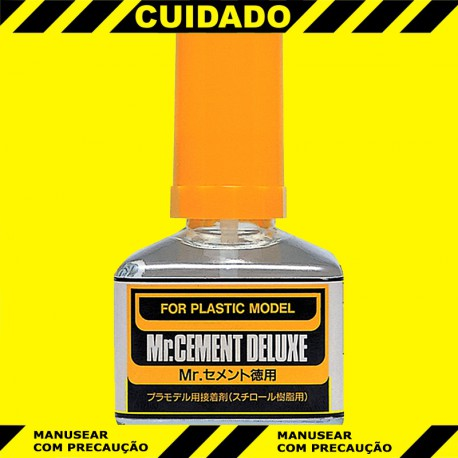 Cola Mr. Cement Deluxe (40ml)