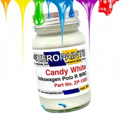 Candy White Paint for Volkswagen Polo R WRC 60ml (Belkits)