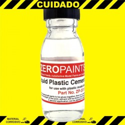 Liquid Plastic Cement (Glue) 60ml