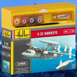 Grumman E-2C Hawkeye (set w/ paints)