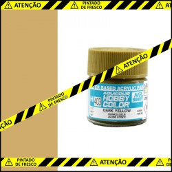 H-403 Flat Dark Yellow (10ml)
