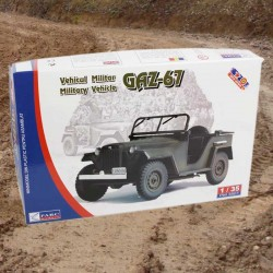 1/35 Military Vehicle GAZ-67