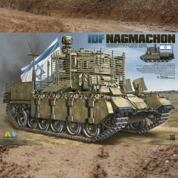 IDF APC Nagmachon Dpghouse (Late)