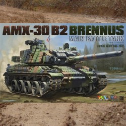 "AMX-30B2 Brennus ""French Battle Tank 1966-2002"""