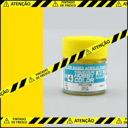 Mr. Hobby H-004 Yellow (10ml)