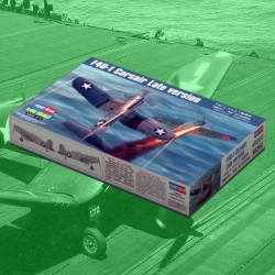 1/48 Chance Vought F4U-1 Corsair (Late version)
