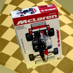 1/20 McLaren MP4/2 '84 British GP version