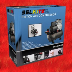 Belkits Piston Air Compressor
