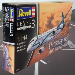 1/144 Embraer 195 AIR DOLOMITI