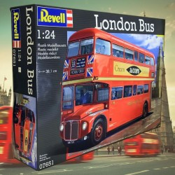 1/24 London Bus AEC Routemaster