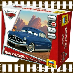 Doc Hudson do filme Carros 2