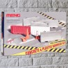 1/35 Concrete & plastic barrier set