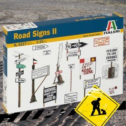 1/35 ROAD SIGNS II