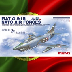 Fiat G.91 R NATO Air Forces