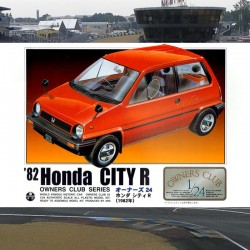 1/24 Honda City R (1982) (OWNERS CLUB)