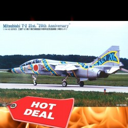"1/144 Mitsubishi T-2 21st ""20th Anniversary"" (3 piecies)"