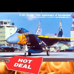 "1/144 F-15J 204Sq ""10th Anniversary Of Introductions"" (3 piecies)"