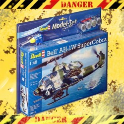 1/48 Model Set Bell AH-1W Super Cobra