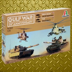 1/72 GULF WAR 25th ANNIVERSARY - BATTLE SET