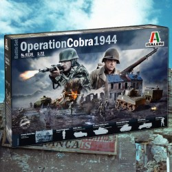 1/72 OPERATION COBRA 1944 (BATTLE SET)
