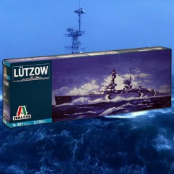 1/720 Lutzow heavy cruiser