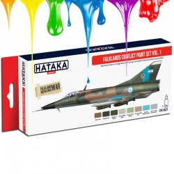 Falklands Conflict paint set vol. 1