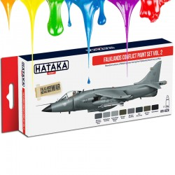 Falklands Conflict paint set vol. 2
