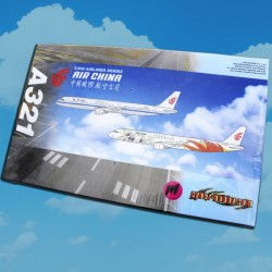 1/400 Air China A321 (2 kits)
