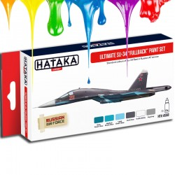 Ultimate Su-34 Fullback paint set