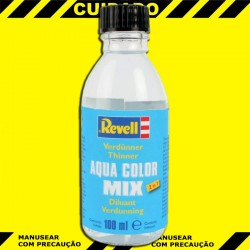 Diluente Revell Aqua Color Mix (100ml)