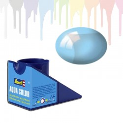 Revell Aqua blue clear (18ml)