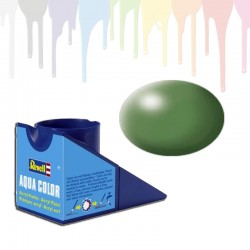 Revell Samambaia Green RAL 6025, silk Aqua Color (18ml)