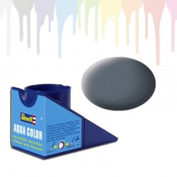 Revell Dust Grey RAL 7012, solid matt Aqua Color (18ml)