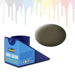 Revell Nato Olive RAL 7013, matt Aqua Color (18ml)