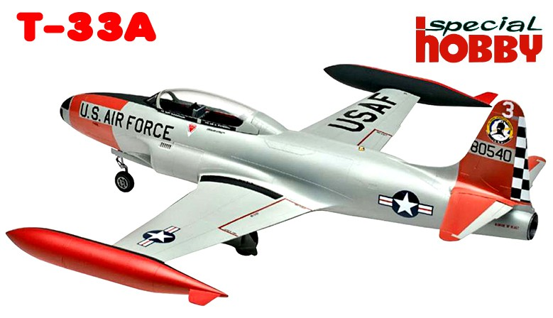 Special Hobby T-33A
