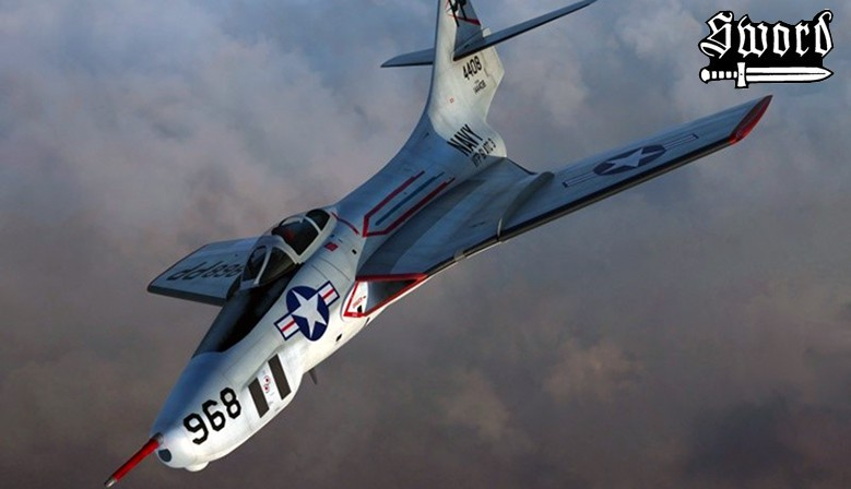 Grumman F9F-8P Photo-Cougar