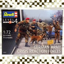 1/72 German Army Crisis Reaction Forces