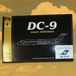 1/144 Douglas DC 9-15 Federal Aviation Administration