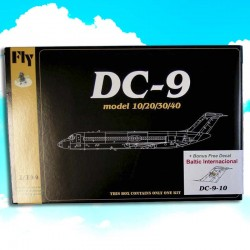 1/144 Douglas DC 9-10 Baltic International