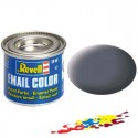 Dust grey, mat RAL 7012 14 ml-tin
